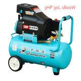 3HP Direct Driven Portable Screw Piston Air Compressor
