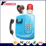 2017 Excellent Koontech Public Waterproof Telephone Knzd-04 Cheap Metro Telephone