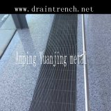 Bar Grating Cover for U-Shaped Drain Trench Channel