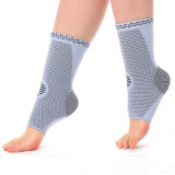 Foot Care Compression Sleeve Socks Foot & Ankle Arch Support Brace for Plantar Fasciitis, Injury Recovery, Relieve Pain