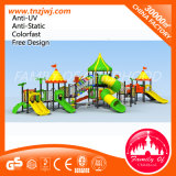 Wonderful Outdoor Playground Set Kates Kids Plastic Slide