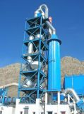 Cement Production Line RF5 New High Efficiency Cyclone Preheater