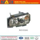 Price List HOWO Truck Cabin Parts Head Lamp R Wg9719720001