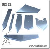 304 440 Stainless Steel Special Shaped Blade Shear Shredder Knife for Vegetable Fruit Industry
