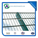 Twin Horizontal Wire Mesh Fencing