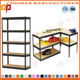Metal Slotted Angle Kitchen Warehouse Garage Shoe Storage Rack (Zhr260)