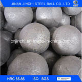 Middle Chrome Cast Grinding Balls Use for Chemical Industry