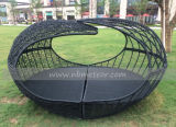 Mtc-151 Rattan Outdoor Daybed Wicker Furniture