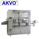 Akvo 300bpm Mineral Water Bottle Labeling Machine