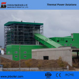 ASME/Ce 130 T/H Stepped+Travelling Grate Biomass Boiler for Power Plant