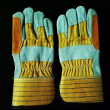 Good Quality Professional Industrial Leather Working Safety Gloves