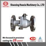 Investment Casting SS304 Stop Valve Parts
