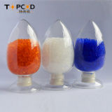Bulk Bag Supply Blue/Orange Indicative Silica Gel for Filter Drying, 1-3/2-4/3-5mm