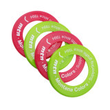 Promotional Gifts PP Plastic Flying Disc Ring Eco Flying Disc with Hole for Child Play