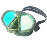 Scuba Anti-Fog Diving Mask Dazzle Lens Adult Diving Dive Mask