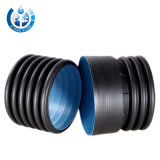Flexcible Low Cost HDPE Double-Wall Corrugated Pipe for Highway Underground
