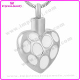 Ashes Jewelry Heart Pendants Like Strawberry Ijd9678