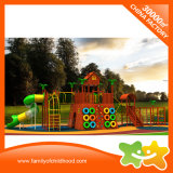 Heavy Duty Wooden Outdoor Playground Equipment Prices