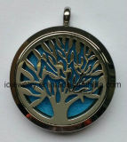 Life of Tree Locket Charm Fashion Stainless Steel Jewelry