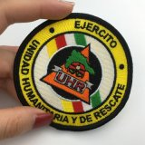 China Cheap Custom Embroidered Patch Badge for Garment Accessories