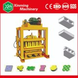 Qt4-40 Cheap Manual Concrete Block Making Machinery with Small Capacity