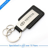 Wholesale Car Leather Key Ring Gift