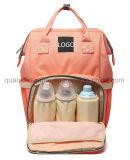 OEM Waterproof Travel Mummy Baby Changing Feeder Diaper Bag
