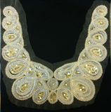 Fashion Sequin Neckline FC1001