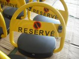 Automatic Remote Control Parking Lock Barrier Protect Your Own Parking Space