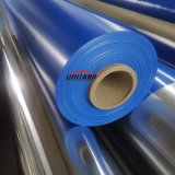 550GSM 610GSM 650GSM 1000d 0.5mm 100% Polyester Blue PVC Fabric Roll Vinyl Tarp PVC Coated Tarpaulin
