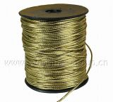 High Quality Golden Polyester Rope