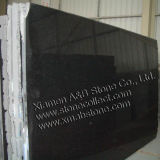Black Galaxy Granite Polished Surface for Small Tiles / Big Slabs