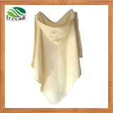 Bamboo Fibre Hooded Towel for Baby and Kids