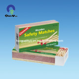 Good Price 43mm Wooden Stick Hotel Matches