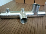 Stainless Steel Equal Size Manifolds for Booster