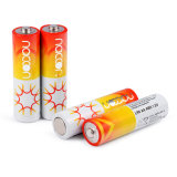 Lr6 AA 1.5V 2800mAh Ultra Alkaline Primary Dry Battery