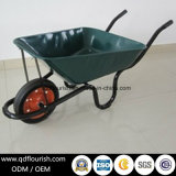 South Africa Solid Rubber Wheel Barrow Wheelbarrow Garden Cart