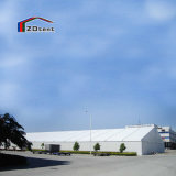 1000 Square Meters Tent Solid Wall Industrial Storage Warehouse Tent