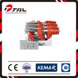 Indoor High Voltage Air-Blast Type Load Break Switch-Fuse Combination Apparatus Fkn12-12