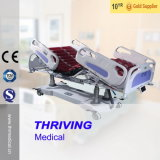 Professional Electric 5-Function Hospital ICU Bed