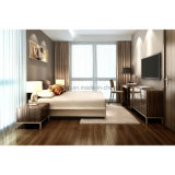 Modern Hotel Bedroom Furniture Sets with Wilsonart HPL Finish (S-38)