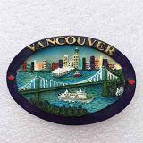 Polyresin 3D Fridge Magnet and Keychain Famous Tourist Spot Souvenir Gift