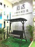 Leisurely Rattan 2-Seater Garden Rattan Swing