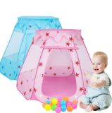 Princess Tent Indoor and Outdoor Children Game Play Toys Tent