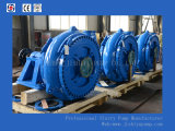Sand Dredge Pump for Shield Machine in Tunnel Engineering Project