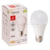 China LED Bulb Aluminun Plastic Housing A60 110V 220V E27 LED Light Bulb