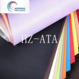Knitted Backing PVC Synthetic Leather Car Seat Fabric for Car