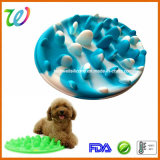 Factory Custom Mix Color Silicone Dog Slow Feeders