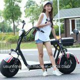 2018 New Motor Power 1500W Electric Pocket Bike with Remove Battery
