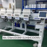 Wonyo 4 Head High Speed Embroidery Machine with Wilcom Software